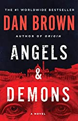 Angels and Demons by Dan Brown set in Italy