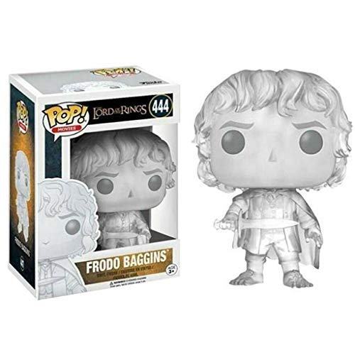 Luck7DZ Señor de los Anillos: La versión Limited Frodo x Pop!PVC Estilo de la película Exquisita Figura Coleccionable, Multicolor - 3.9Inch