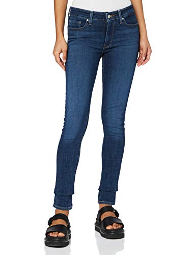 Levi's 711 Skinny Jeans, Lapis Dark Horse T2, 27W / 32L Femme