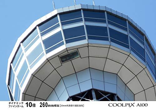 ニコン『COOLPIXA100』