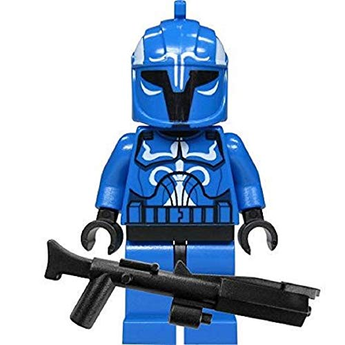 LEGO, Star Wars, Figur, Senate Commando Captain