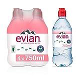 Evian Still Natural Mineral Wate...