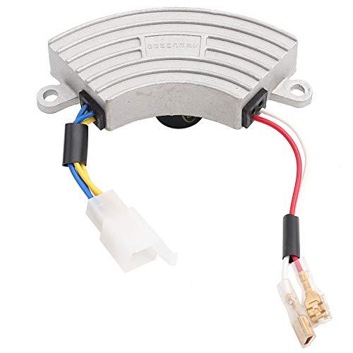 Regulador de Voltaje de generador eléctrico AVR en Forma de Arco Estabilizador de Voltaje generador de Gasolina monofásico de 2KW-3.5KW