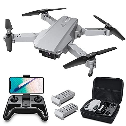 TOMZON D25 4K Drohne mit Kamera Faltbare...