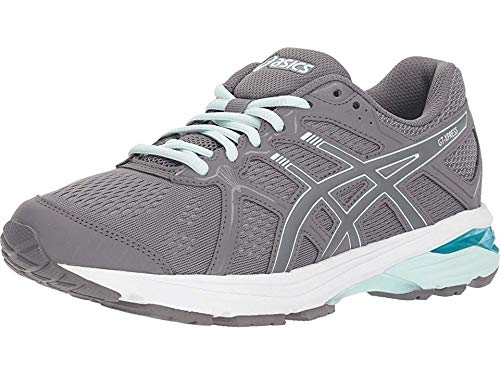 ASICS Women's GT-Xpress Running Shoes, 9M, Carbon/Soothing SEA
