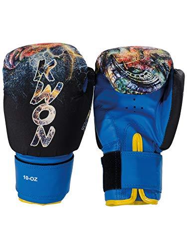 Kwon Jugend Boxhandschuhe Thai Future 8 oz für Kinder & Jugendliche 8-12 Jahre