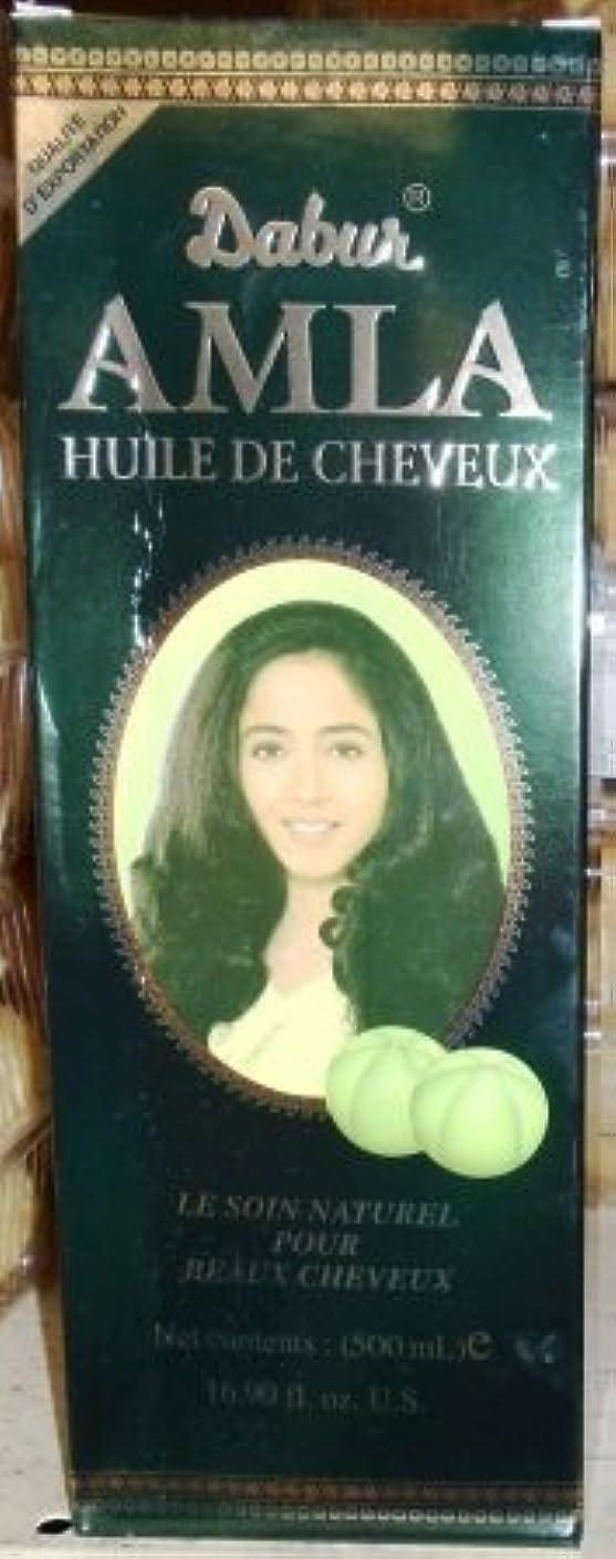 列挙する伝導率一掃するDabur - Amla Hair Oil - 10.14 fl oz by N'iceshop [並行輸入品]