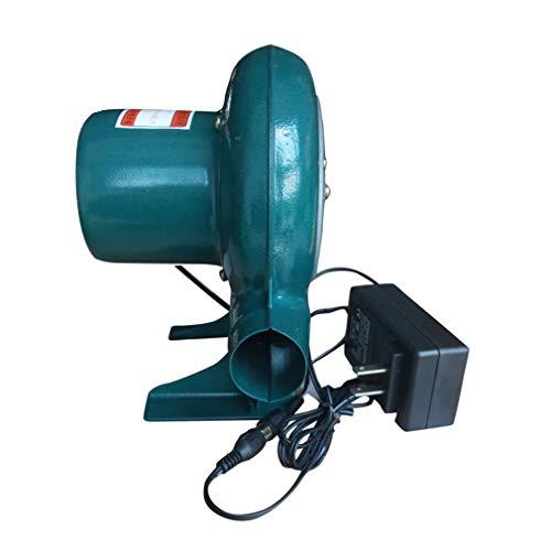 Yx-outdoor Soplador eléctrico de Barbacoa al Aire Libre, Campana de Viento Puede...