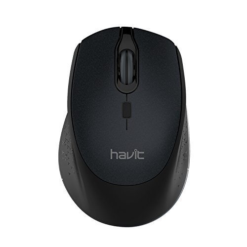 Havit 2.4G Wireless Mouse 2000DPI Optical Mini Portable Mobile with...