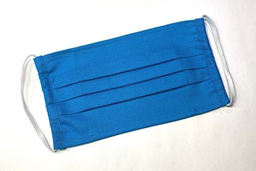 Mundbedeckung Mund-Nasen-Maske Mundmaske Gesichtsmaske Behelfsmaske Stoffmaske aus Baumwolle mit Einschub