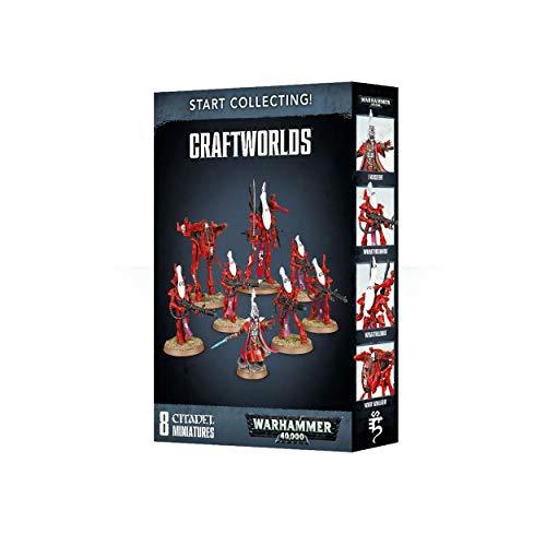 """GAMES WORKSHOP 99120104057"""" Start Collecting Craftworlds Miniature"""