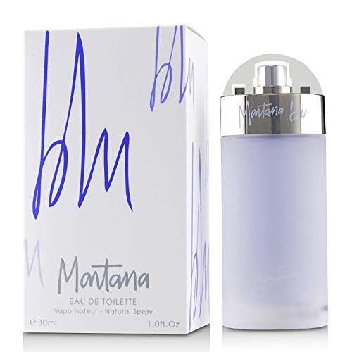 Montana Blu EdT verstuiver/spray voor u 30 ml