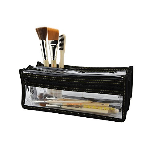 Bdellium Tools Professional Makeup Brush Special Effects SFX Series - 12 pc. Brush Set with Double Pouch (1st Collection) by Bdellium Tools