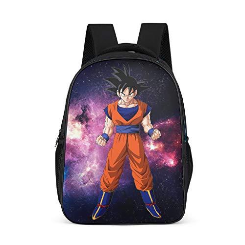 NC83 Eco rugzak Goku Angry rugzak laptop auto rugzak kinderen - Dragon-Ball kinderrugzak meisjes schoolrugzak tiener