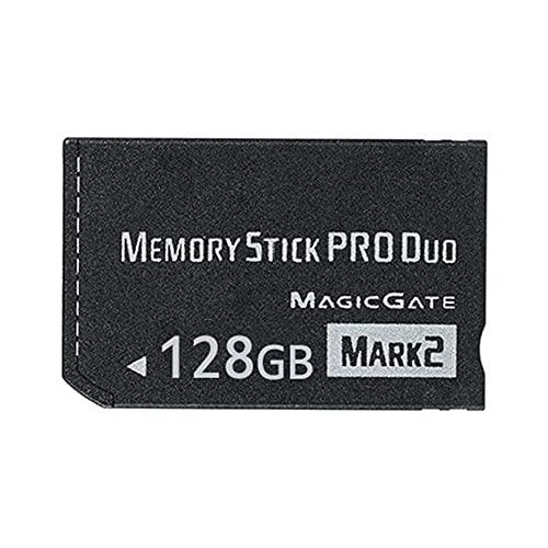 Original MS128GB Memory Stick Pro Duo MARK2 128GB für Sony PSP Zubehör 1000 2000 3000 Speicherkarte