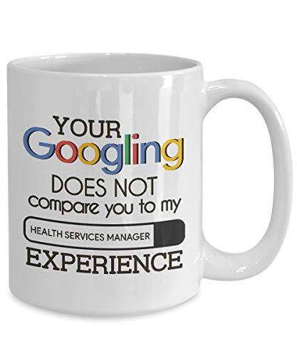 Zachrtroo is niet te vergelijken met mijn gezondheidsdienst Manager Experience Health Service Mok gezondheidszorgs-schaal preventief medisch geschenk