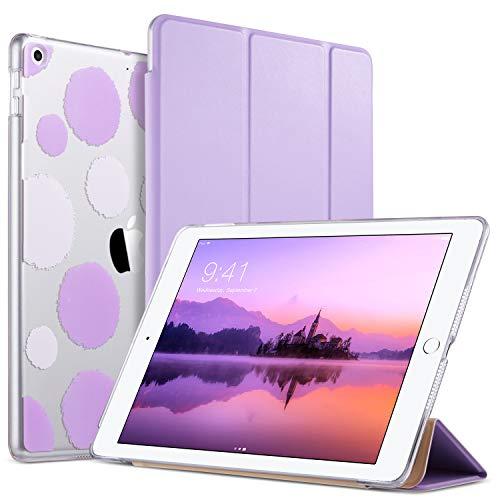 ULAK iPad 6th 5th Generation Case, Slim Trifold Lightweight iPad 9.7 2018/2017 Cases Smart Case...