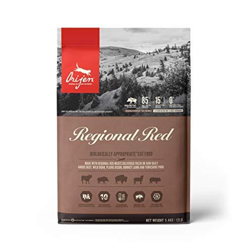Orijen Regional Red Cat Whole Prey - 5,4 kg