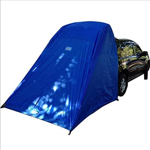 weichuang Außenzelt Großes Zelt for Outdoor-Reisen.Auto Heckzelt, Rest Zelt, Moskitobeweis und Regen sichere Markise for mehr als 3 Personen. Zelt