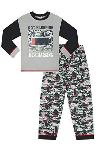 The PyjamaFactory - Pijama para niño 9-16 años