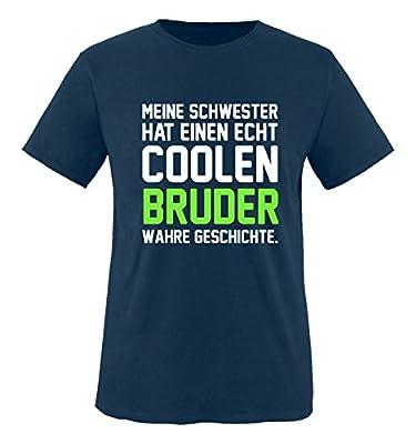 Comedy Shirts Meine Schwester