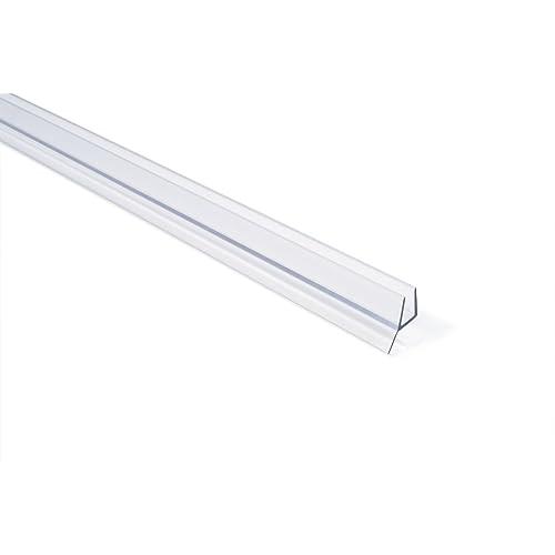 4a6490ad210 Showerdoordirect 14DDBS98 Long Frameless Shower Door Seal for 1 4 Glass