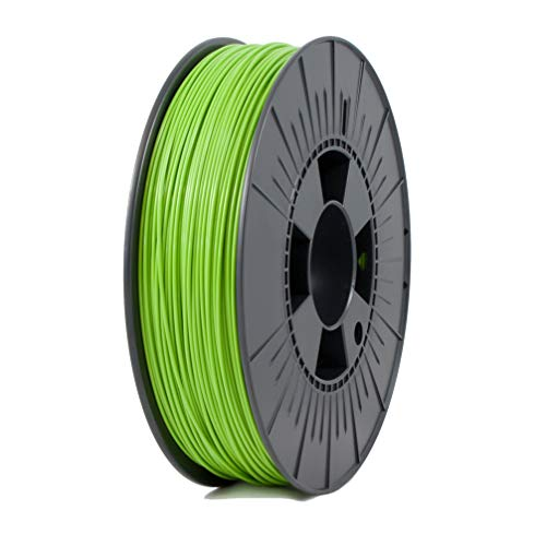 ICE Filaments ICEFIL1PLA011 filamento PLA,1.75mm, 0.75 kg, Verde (Gracious Green)