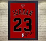 SGH SERVICES New Michael Jordan Chicago Bulls Autogramm,