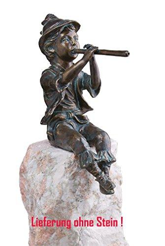 Rottenecker Gartenfigur Antonio, Bronze, Höhe: 40 cm