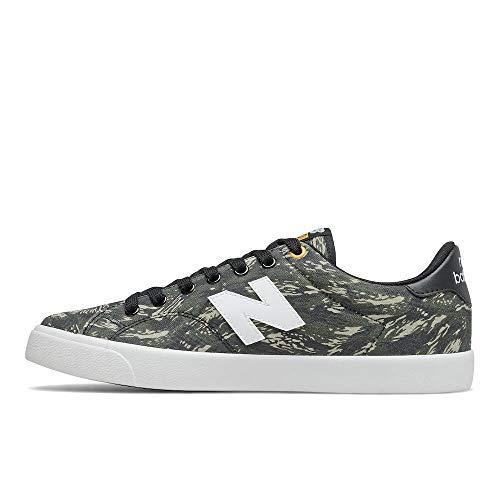 New Balance mens 210 V1 Sneaker, Green Black, 10.5 US