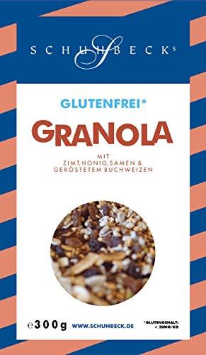 Schuhbeck Schuhbecks Granola Honig Zimt, 1er pack (1 x 300 g)