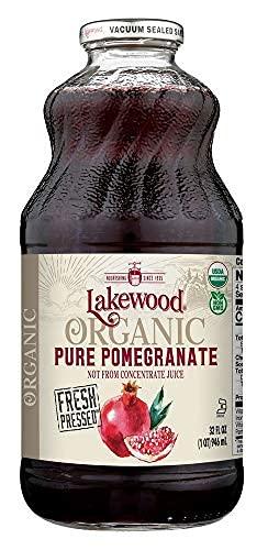 Lakewood, Organic Pure Pomegranate Juice, 32 oz