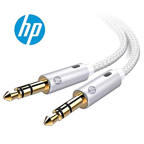 white auxiliary cord - 1