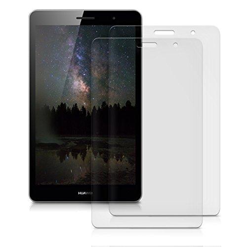 kwmobile 2x Huawei MediaPad T3 8.0 Folie - Full Screen Tablet Schutzfolie für Huawei MediaPad T3 8.0 entspiegelt - 4