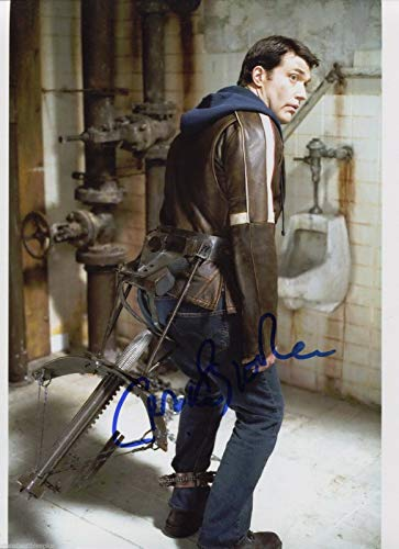 Craig Bierko Signed Long Kiss Goodnight Cinderella Man UnREAL Color 8x10 W COA