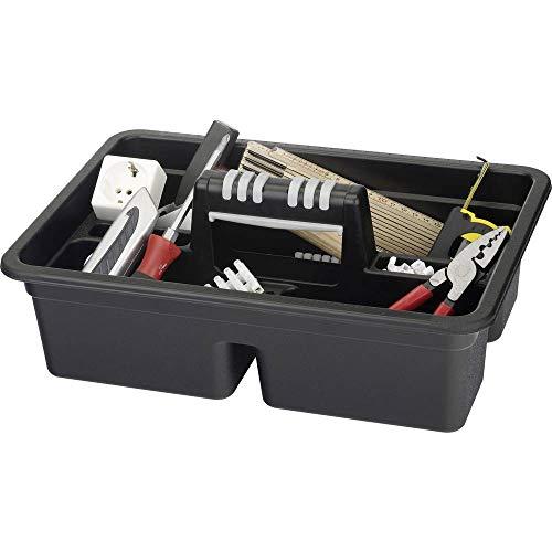 Alutec 1092401190 Magnus Tray Soft Werkzeugbox Anthrazit