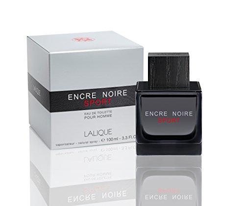 profumo uomo lalique Lalique Encre Noire Sport Eau de Toilette Spray 100 ml