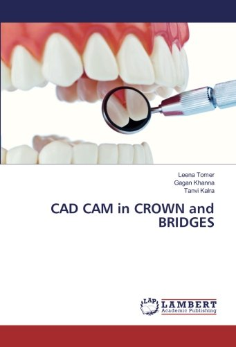 Tomer, L: CAD CAM in CROWN and BRIDGES