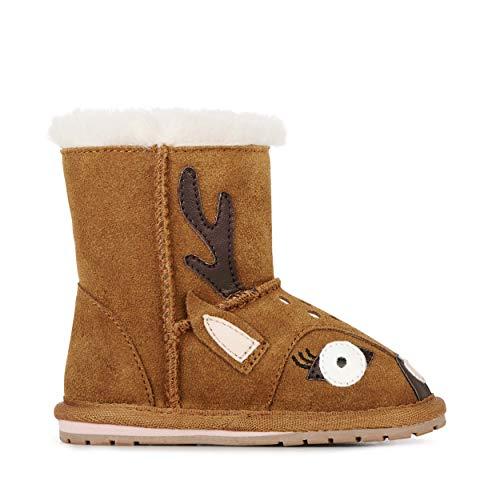 EMU Australia Babies Deer Walker Deluxe Wool Boots