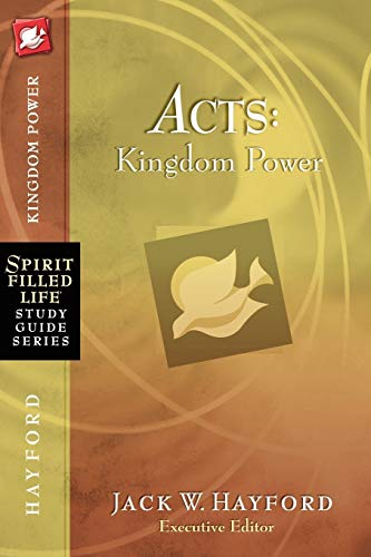 Sfl sg: acts kingdom power