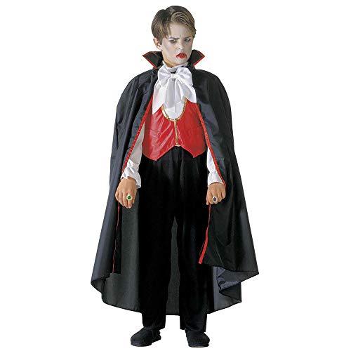 Widmann Déguisement Dracula garçon Halloween - 11 à 13 Ans