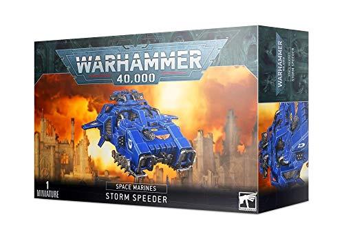 Games Workshop Warhammer 40k - Space Marine Primaris Storm Speeder