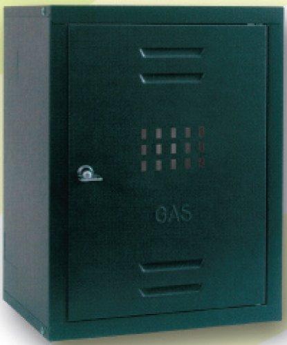 SecureBay Cassetta Copricontatore Gas Colore Brunito 60 H x 40 L x 25 P