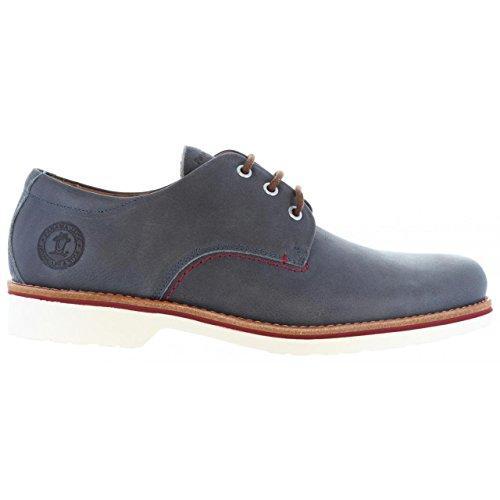 Panama Jack Schuhe für Herren Kito C33 NAPA Blue Jeans Schuhgröße 45