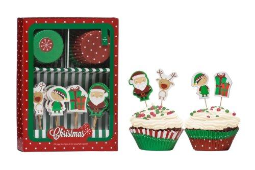 Premier Housewares 0805251 Contenitore e Coperchio Natale Bignè