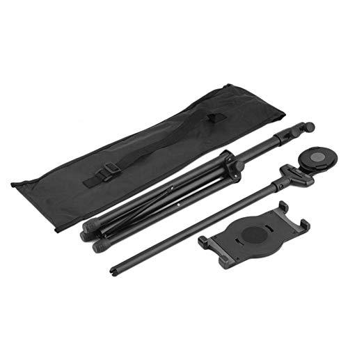 RONSHIN verstelbare opvouwbare vloer tablet statief standaard voor iPad mini, iPad Air, iPad 1,2,3,4 en alle 7-10 inch tabletten