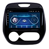 Hahaiyu 9 Inch Android 8.1 Car GPS Navigation Radio Player 2.5D Screen for Renault Kaptur (2011-2016) Manual Control Multimedia SWC Mirror Link Bluetooth FM