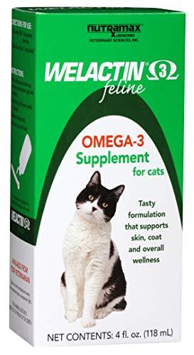 Welactin Omega-3 Skin and Coat Support, Liquid, 4 oz, Green