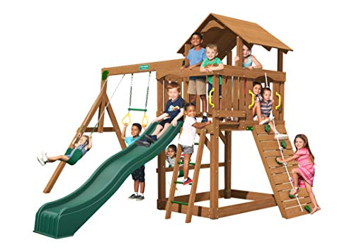 Creative Playthings (Playtime Series) Swing Set Made in The USA … (Eastport)