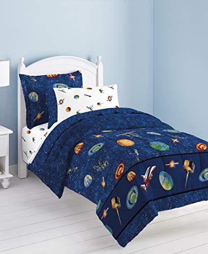 outer space bed sheets - 3
